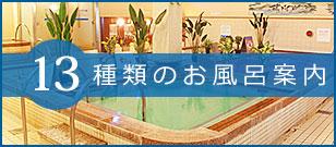 13種類のお風呂